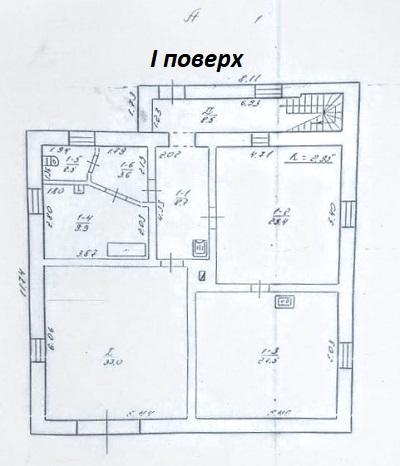prodazh_budynku_plan I